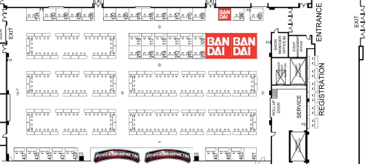 PMC4  Hall A layout