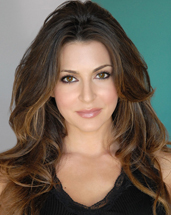 Cerina Vincent - Yellow Galaxy Ranger