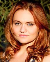 Elisabeth Lund - Heather from Big Bad Beetleborgs