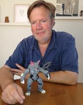 Mark Litton MMPR Writer