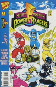 Power Rangers 1 Ron Lim