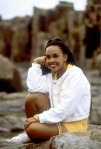 Karan Ashley Yellow Ranger MMPR