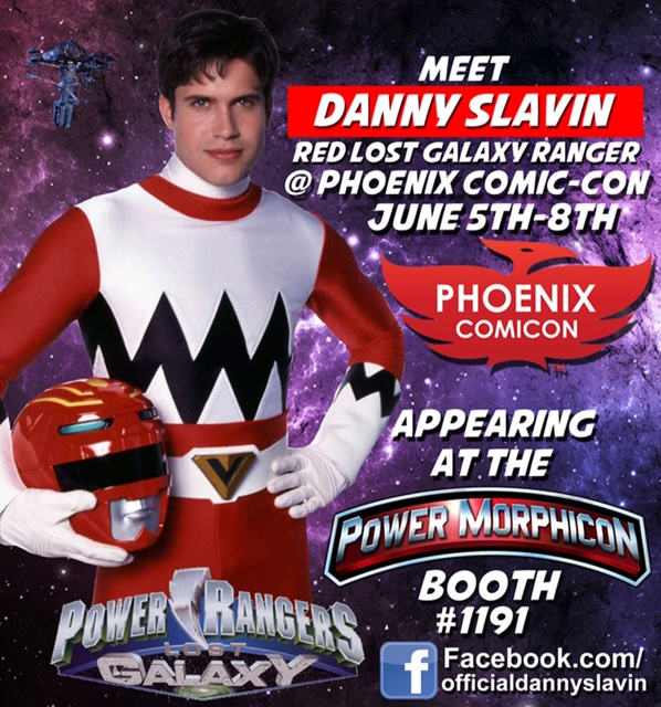 Power Rangers Red Lost Galaxy Ranger