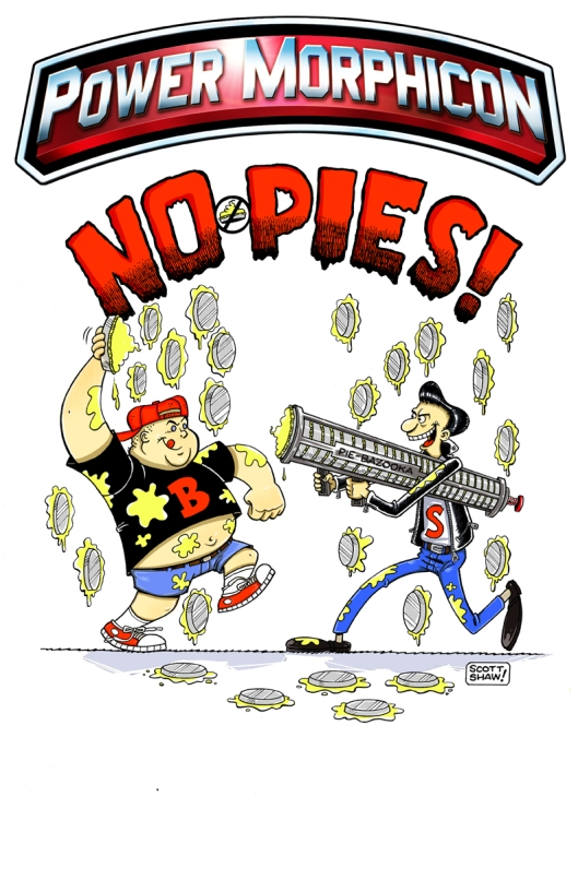 No Pies !
