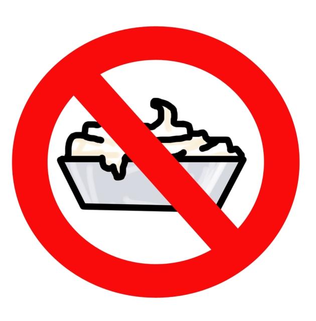 No Pie!