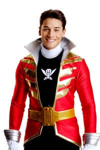 Super Megaforce Red Ranger