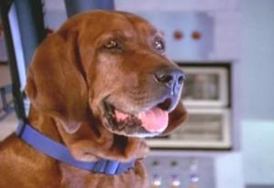 VR Troopers Zeb Jeb the Talking Dog