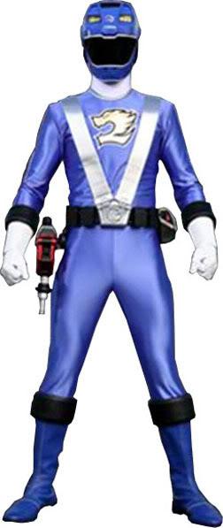 BlueLionRanger
