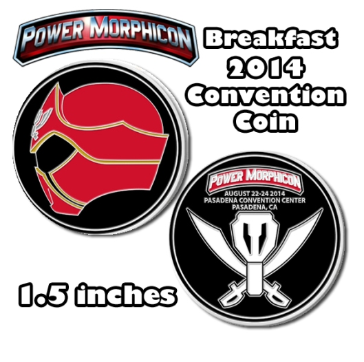 PMC Breakfast Coin